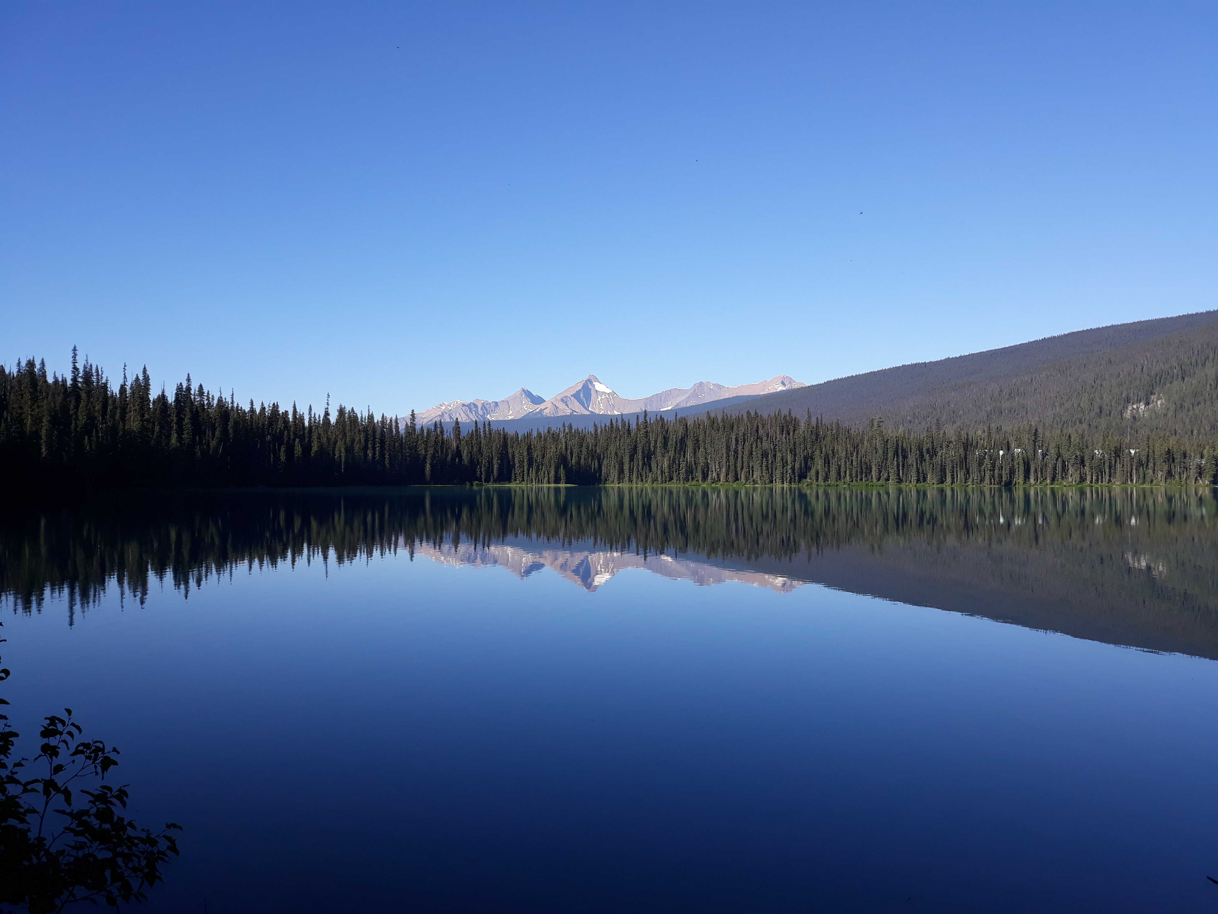 kanada emerald lake