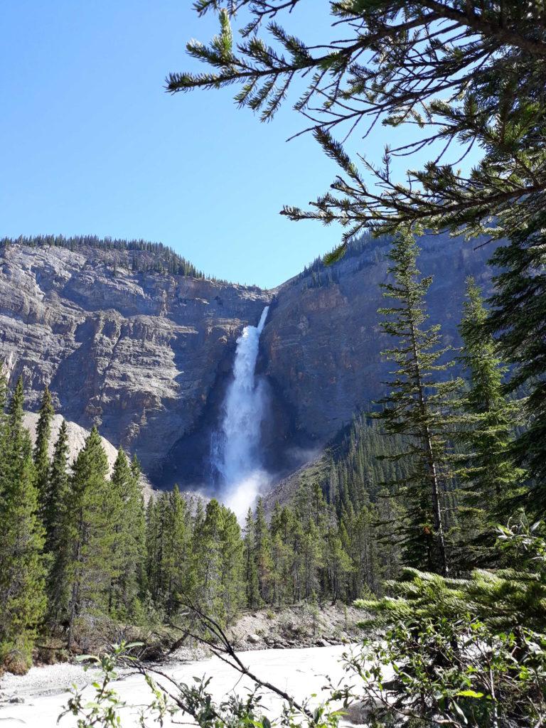 reisetipp takakkaw falls